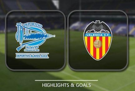 Tỷ lệ trận đấu Alaves vs Valencia tại nhà cái FB88