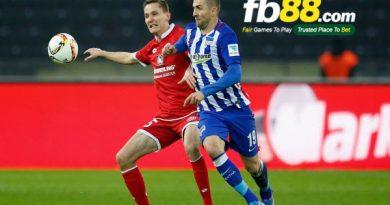 Kèo bóng đá FB88: Hertha Berlin vs Mainz 05