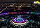 CÁC SÂN VẬN ĐỘNG LỚN ĐANG CHỜ ĐỢI ĐỐT CHÁY WORLD CUP NĂM NAY
