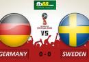 BẢNG F – FIFA WORLD CUP 2018 : Nhận định Đức vs Thụy Điển vào lúc 22h ngày 23/06