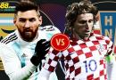 BẢNG D – FIFA WORLD CUP 2018 : Nhận định Argentina vs Croatia vào lúc 01h ngày 22/06