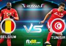 BẢNG G – FIFA WORLD CUP 2018 : Nhận định Bỉ vs Tunisia vào lúc 19h ngày 23/06