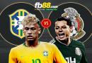 VÒNG 1/8 – FIFA WORLD CUP 2018 : Nhận định Brazil vs Mexico vào lúc 21h ngày 02/07