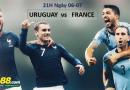 VÒNG TỨ KẾT – FIFA WORLD CUP 2018 : Nhận định Uruguay vs Pháp vào lúc 21h ngày 06/07
