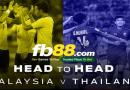 Soi Kèo Cá Cược AFF Suzuki Cup Malaysia Vs Thái Lan 19h45 Ngày 01-12