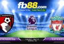 Soi Kèo Cá Cược Ngoại Hạng Anh 2018 Vòng 16 Bournemouth Vs Liverpool 19h30, Ngày 08-12
