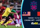 Soi Kèo Cá Cược AFF Suzuki Cup Malaysia Vs Việt Nam 19h45 Ngày 11-12