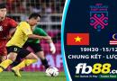 Soi Kèo Cá Cược AFF Suzuki Cup Việt Nam Vs Malaysia 19h30 Ngày 15-12