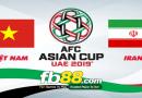 Soi Kèo Cá Cược Asian Cup 2019 Việt Nam Vs Iran 18h00, Ngày 12-01