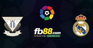 Soi Kèo Cá Cược Nhận Định La Liga Vòng 32 Leganes Vs Real Madrid 02h00, Ngày 16-04