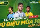 Lịch Thi Đấu Bóng Đá Vô Địch Nam Mỹ – Copa America 2019