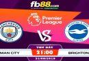Soi Kèo Manchester City Vs Brighton And Hove Albion 21h00 Ngày 31/08/2019 Vòng 4 Ngoại Hạng Anh