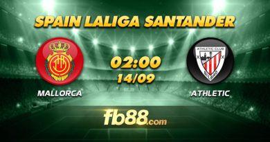 Nhận Định Soi Kèo Mallorca Vs Athletic Bilbao 02h00 Ngày 14/09/2019