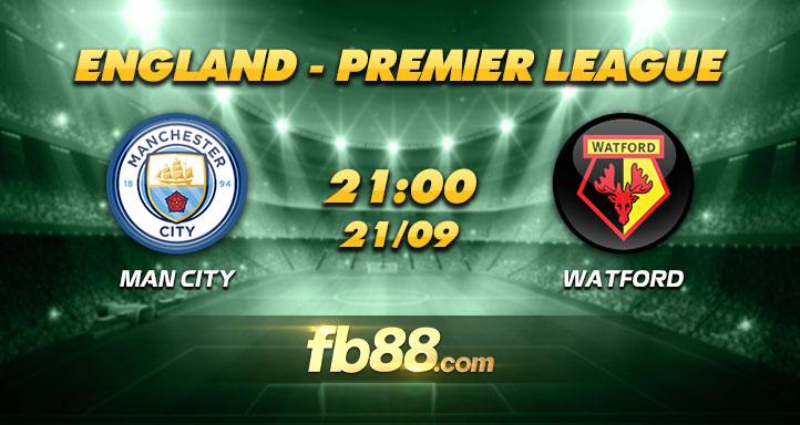 soi kèo nhà cái Man City vs Watford tại fb88