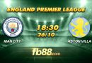 fb88 soi kèo Manchester City vs Aston Villa
