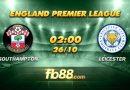 fb88 soi kèo Southampton vs Leicester City