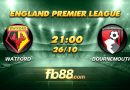 fb88 soi kèo Watford vs AFC Bournemouth