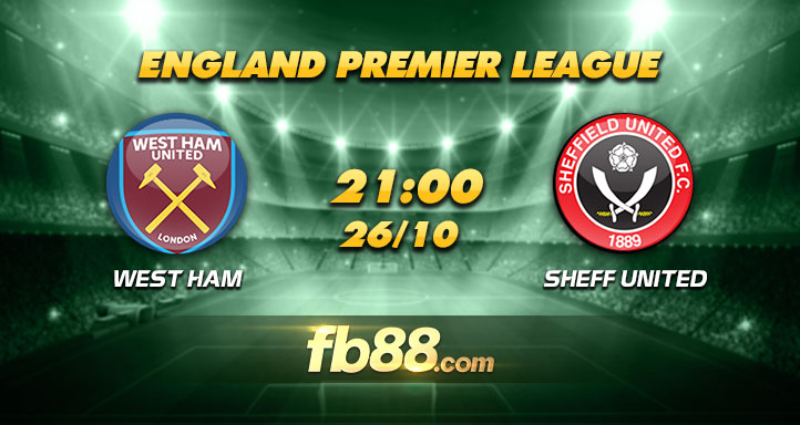 fb88 soi kèo West Ham United vs Sheffield United