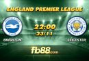 fb88 soi keo Brighton vs Leicester City