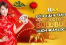 Khuyến mãi : Đón Xuân Tân Sửu, Cược Thử Bull Bull