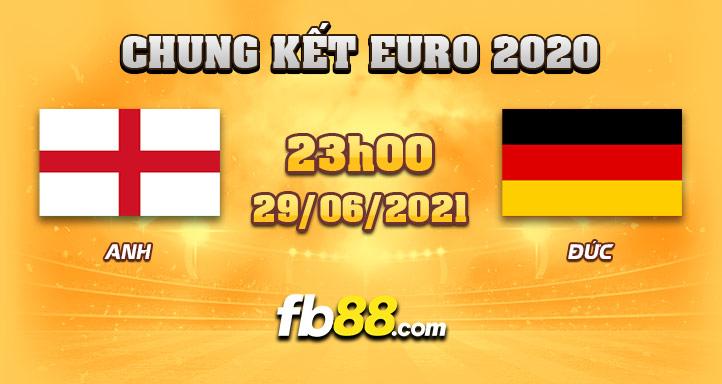 fb88 soi keo Anh vs Duc 29-06-2021