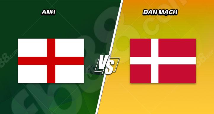 fb88 soi keo Anh vs Dan Mach 08-07-2021