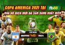 Soi Kèo Argentina Vs Brazil 7h00 Ngày 11/07/2021